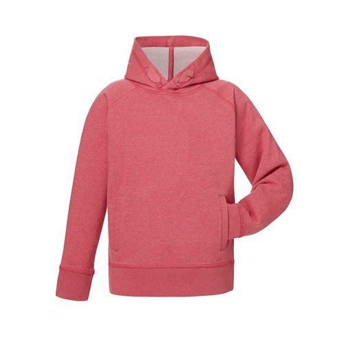 ThokkThokk Kids Hoodie Light Red made of organic cotton // Organic and Fair