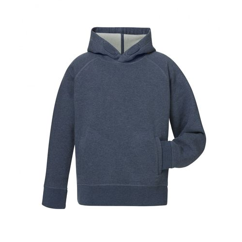 ThokkThokk Kids Hoodie Dark Blue made of organic cotton // Organic and Fair