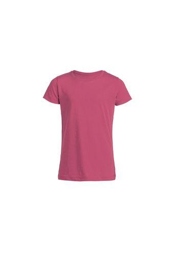 ThokkThokk Mädchen T-Shirt Rosa Bio Fair