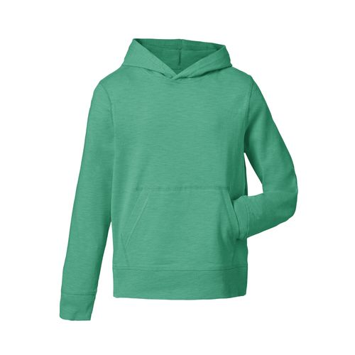 ThokkThokk Kids Hoodie Shirt Green made of organic cotton // Organic and Fair