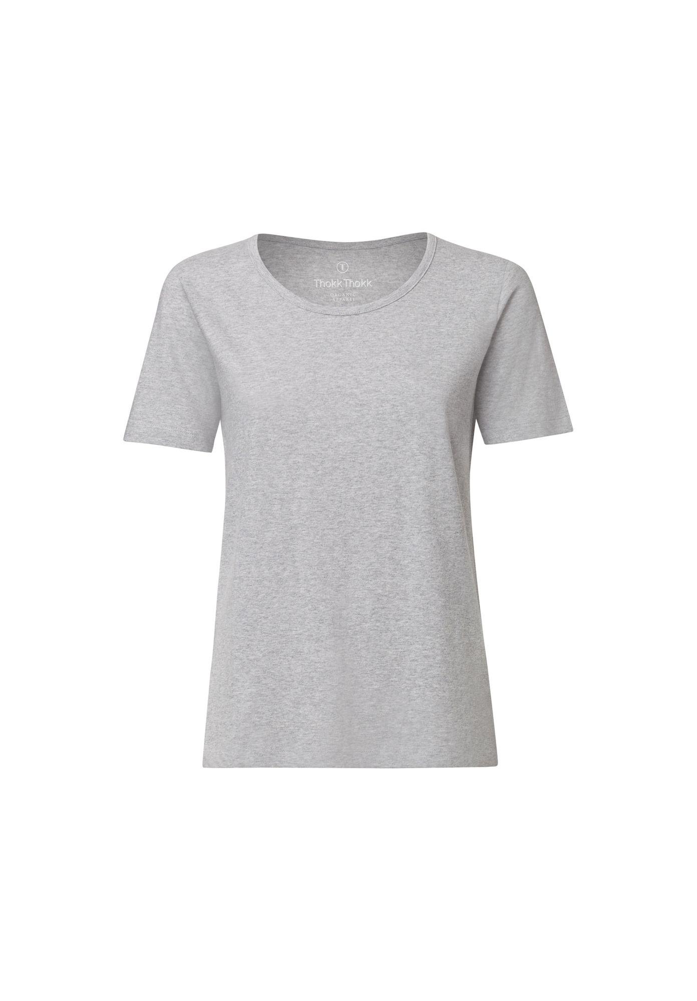 TT64 T-Shirt Grey Melange