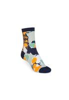 Bild 4 - 3 Pack Mid-Top Socken Wood Worker/Easy Stripe/Blossom