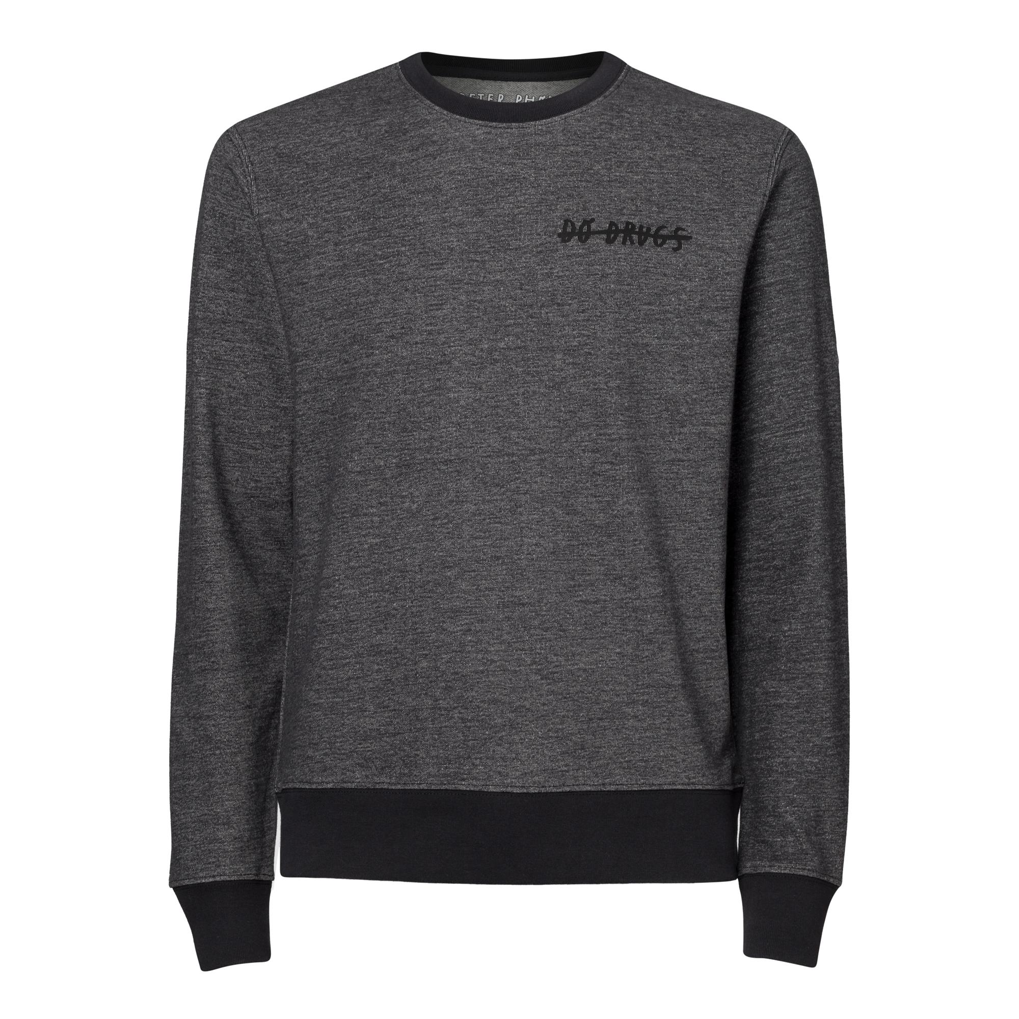 Peter Phobia To Do Sweatshirt Man black/stretch limo Bio & Fair