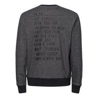 Bild 2 - Peter Phobia To Do Sweatshirt Man black/stretch limo Bio & Fair