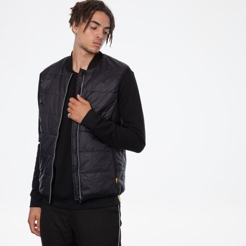 ThokkThokk 2er Pack TT2005 Light Kapok Vest Man Black & TT2004 Kapok Blouson Man Blue PETA-Approved Vegan