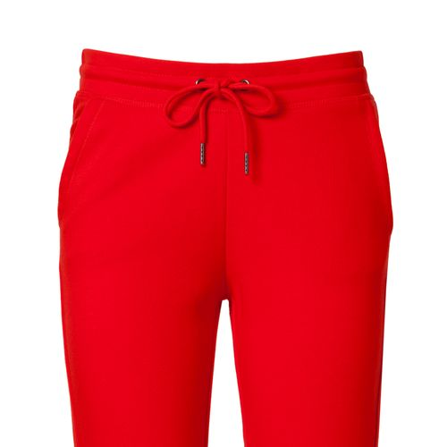 ThokkThokk Woman Joggingpants Red made with organic cotton // Organic and Fair