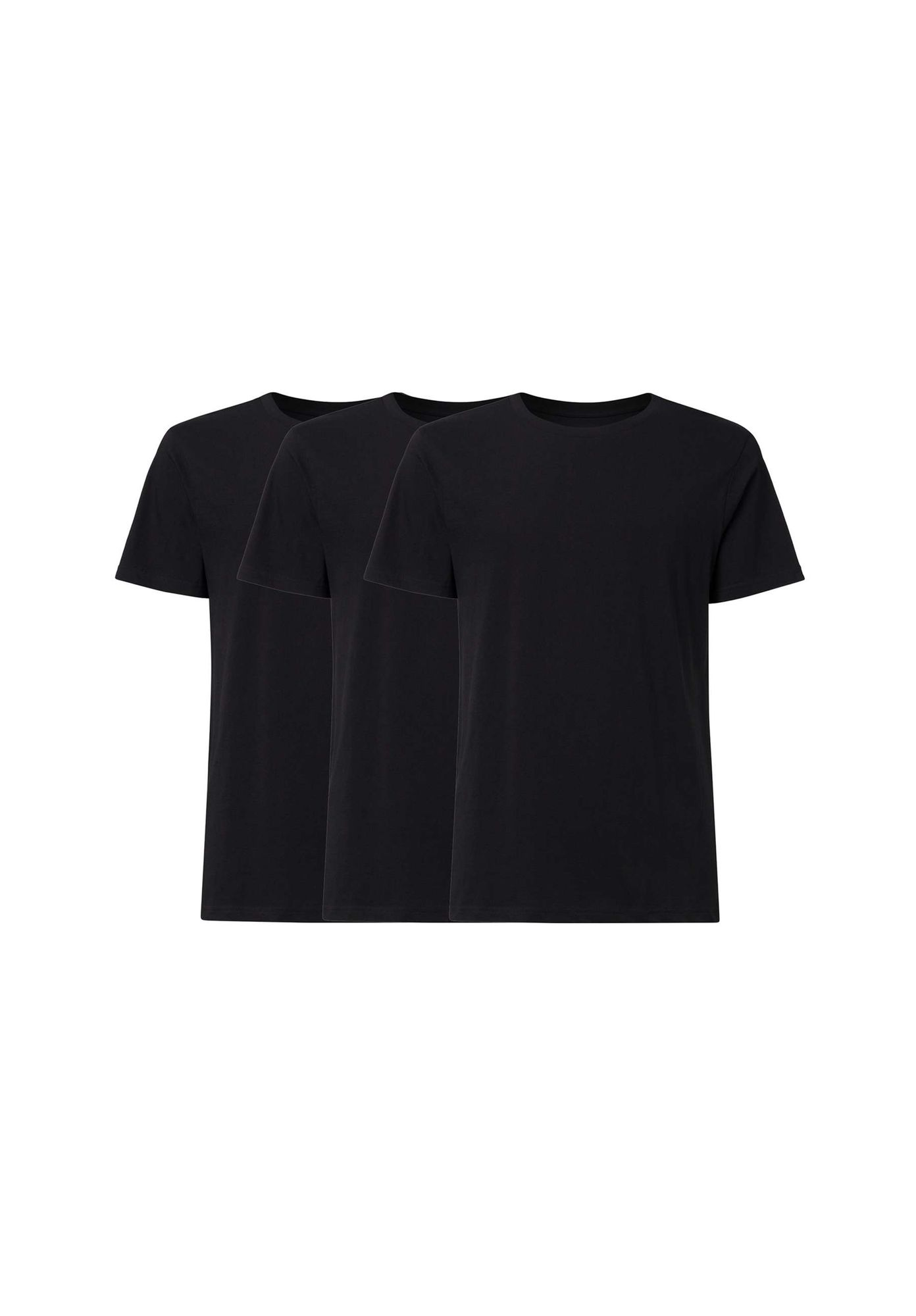 3 Pack BTD05 T-Shirt Black