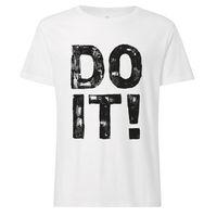 100for10 Adam Lewis 2 T-Shirt black/white GOTS & Fairtrade