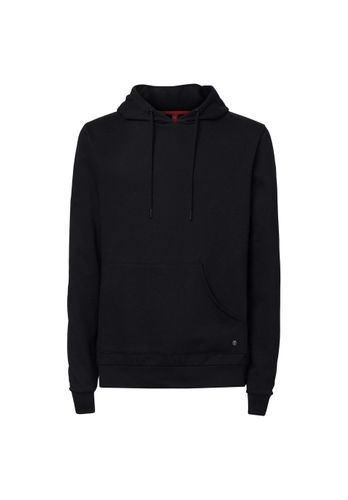 ThokkThokk TT1024 Hoodie Unisex Black made of organic cotton // Organic and Fairtrade certified