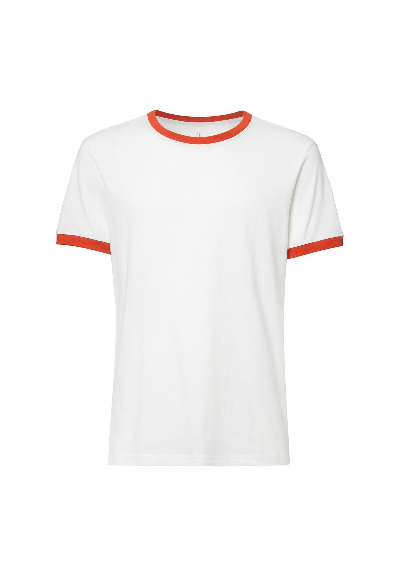 Vintage T. TT02 T-Shirt White