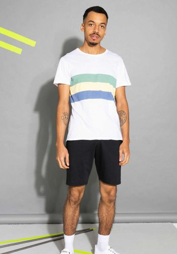 ThokkThokk Men T-Shirt Breeze White Organic Fair
