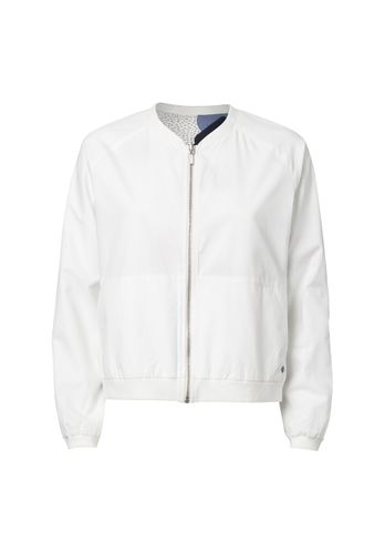 ThokkThokk Women Reversible Jacket Backyard White Sustainable Fair