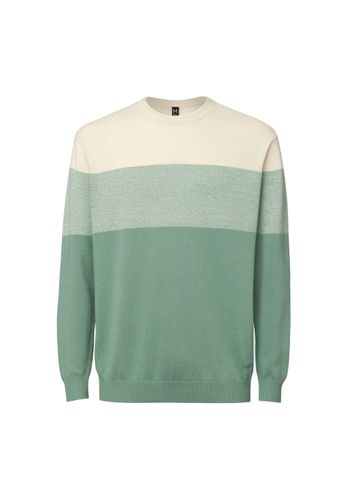 ThokkThokk Men Pullover Green Organic Fair