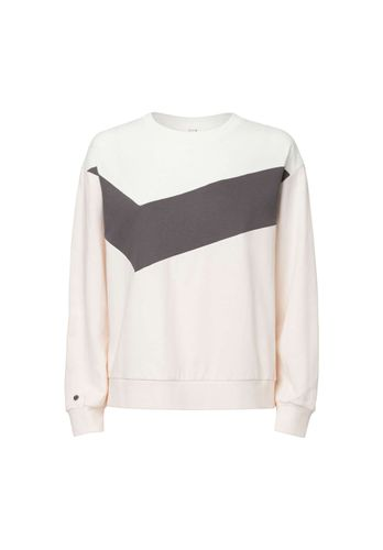 ThokkThokk Damen Sweatshirt Triangle Bio Fair
