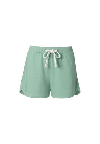ThokkThokk Damen Shorts Grün Bio Fair