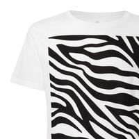 2er Pack Zebra18 T-Shirt white GOTS & Fairtrade // TT1024 Hoodie Unisex Black GOTS & Fairtrade
