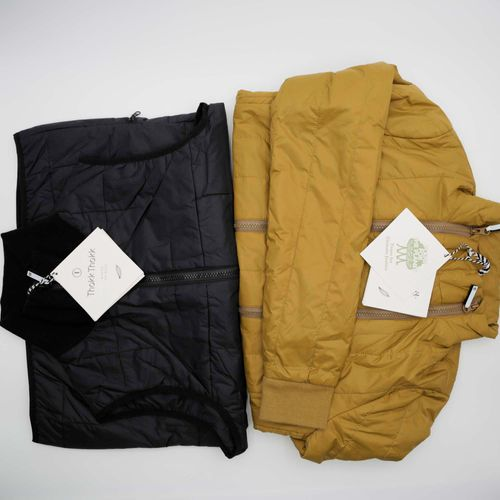 ThokkThokk Women Vest and Jacket Kapok 2 Pack Vegan Fair