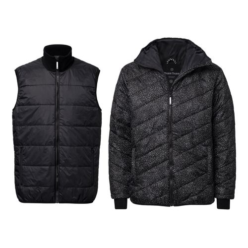 ThokkThokk Men Vest and Anorak Kapok 2 Pack Vegan Fair
