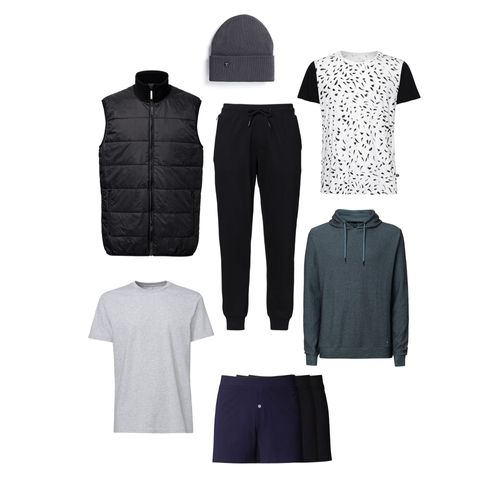 ThokkThokk Men's Outfit 9 Pack Sustainable Fair