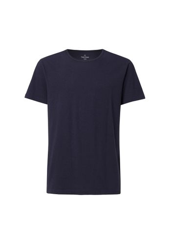 ThokkThokk Men T-Shirt Dark Blue Organic Fair