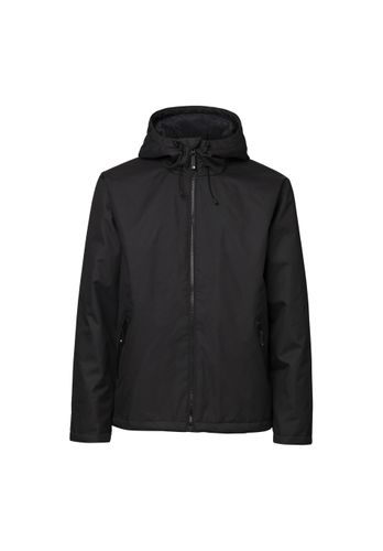 ThokkThokk Men Jacket Kapok Black Vegan Fair
