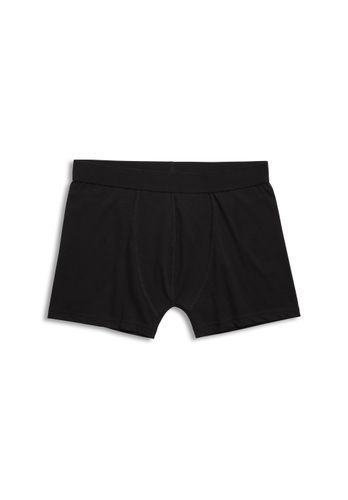 ThokkThokk Men Boxershorts Black Logo 3 Pack Organic Fair