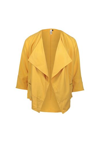LOVJOI Women Blazer LARY yellow Sustainable Fair