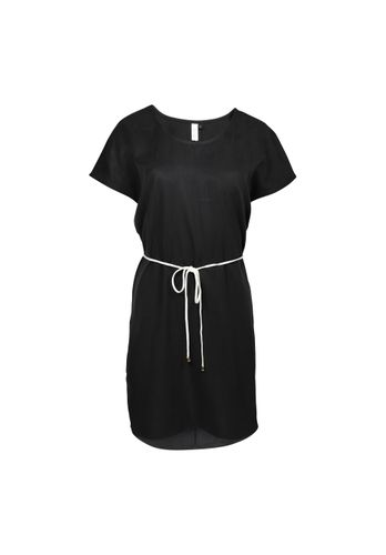 LOVJOI Women Dress LOURES black Sustainable Fair