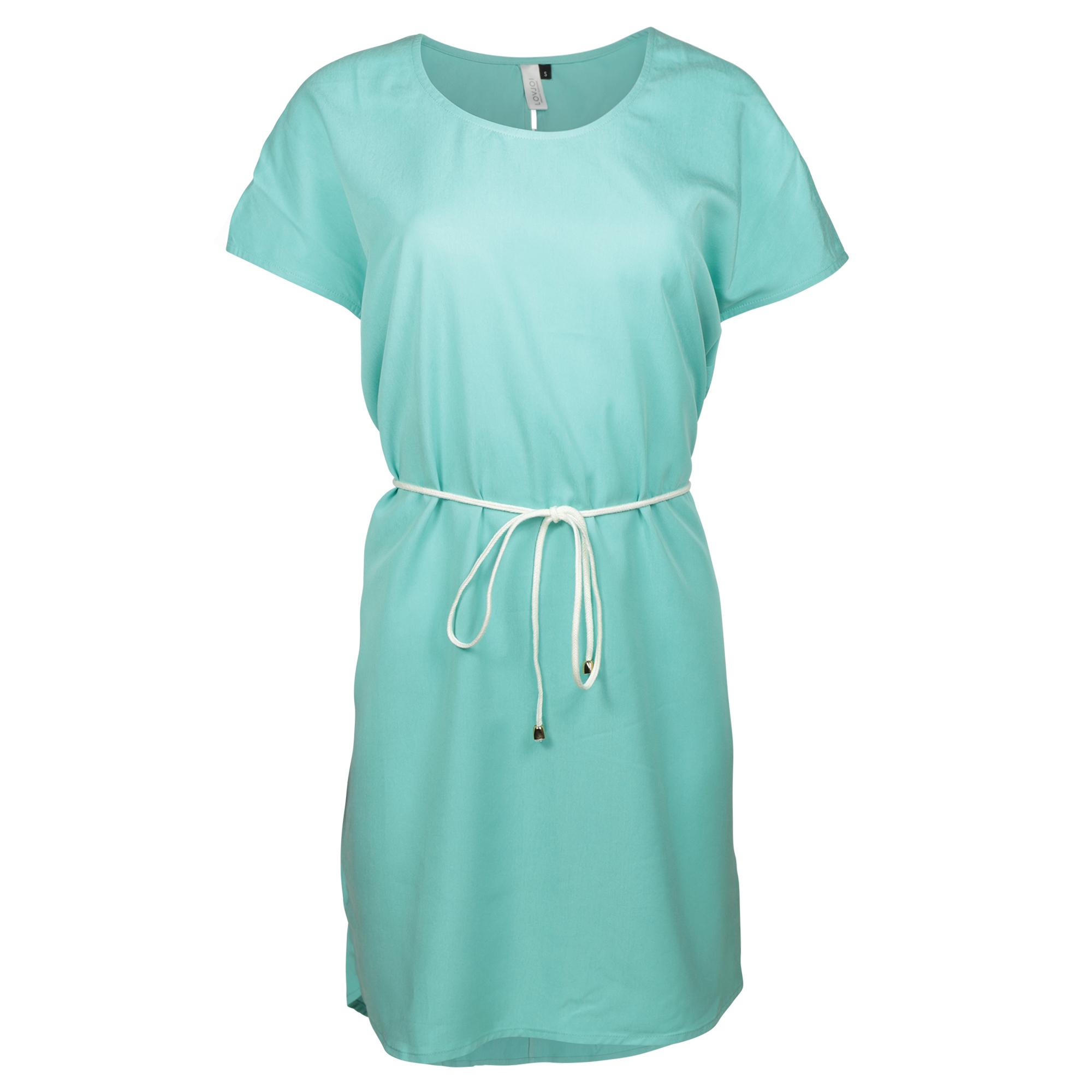 LOVJOI LOURES Dress lagoon Nachhaltig & Fair