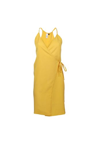 LOVJOI Women Dress NAZARÉ yellow Sustainable Fair