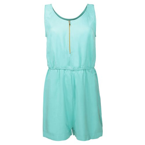 LOVJOI Women Jumpsuit ALBURY turquoise Sustainable Fair