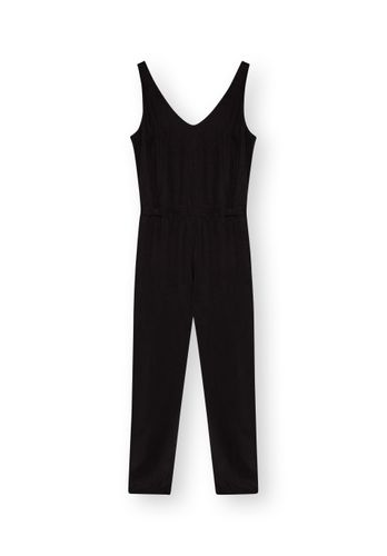 LOVJOI Women Jumpsuit LAVRADIO Black Sustainable Fair