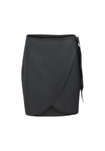 LOVJOI Women Skirt BELÉM black Sustainable Fair