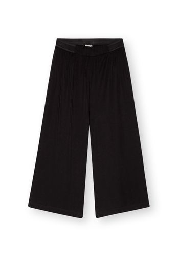 LOVJOI Women Pants TAVIRA Black Sustainable Fair