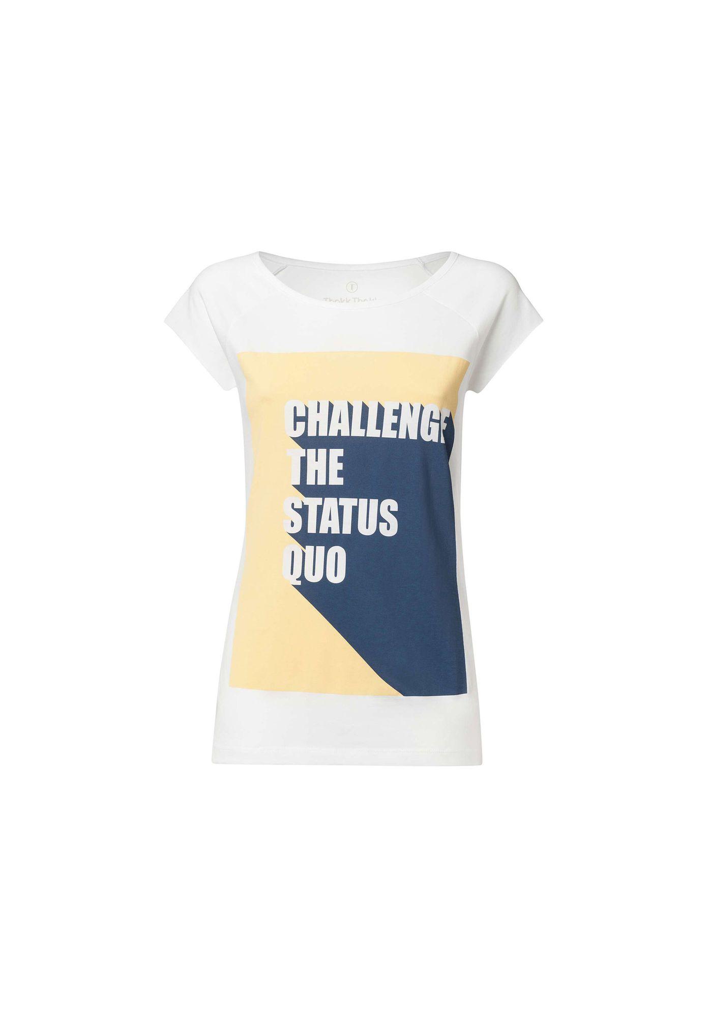 Status Quo TT01 Cap Sleeve White