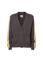 Bild 2 - TT3006 Short Cardigan Dark Grey
