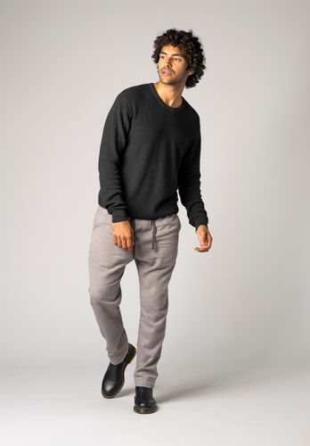 ThokkThokk Men Pullover Black Organic Fair