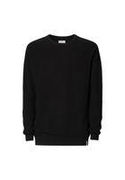 TT3002 Pullover Man Black GOTS & Fair