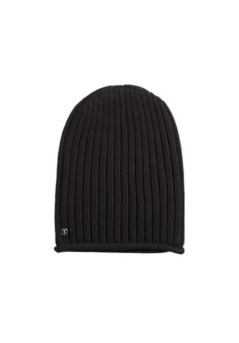 ThokkThokk Women Beanie Black Organic Fair