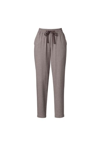 ThokkThokk Women Flannel Pants Grey Organic Fair