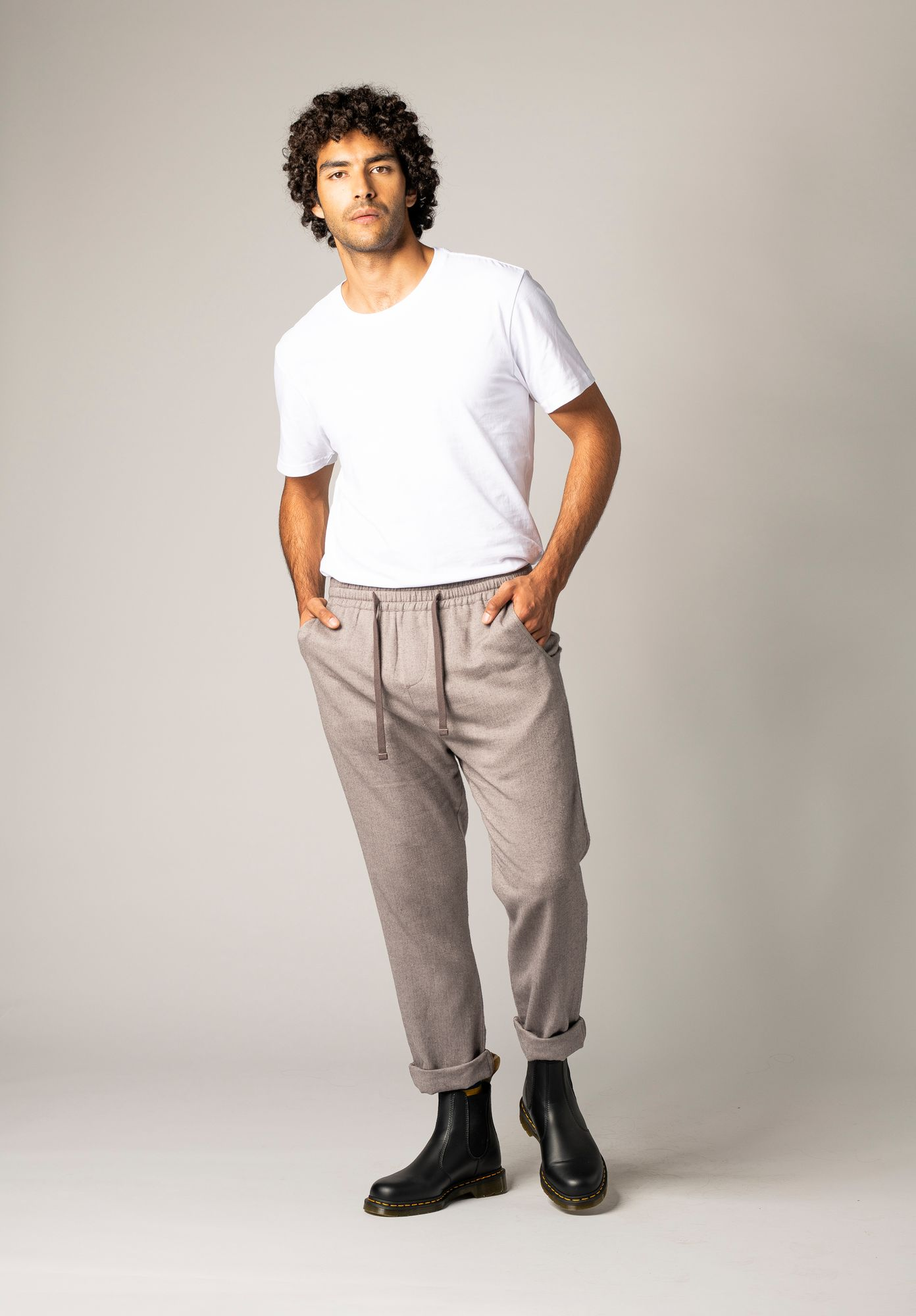 TT38 Pants Herringbone