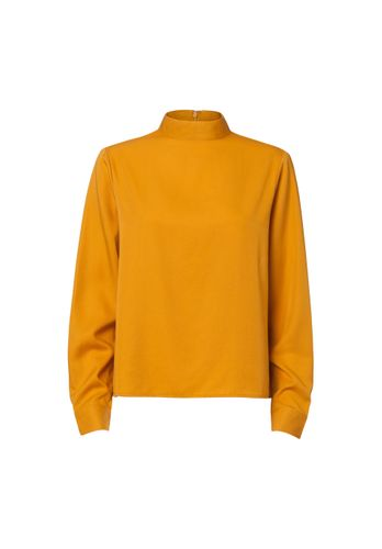 ThokkThokk Women Blouse Yellow Sustainable Fair