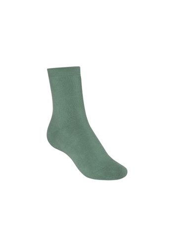 ThokkThokk Socks Terry Mid Green Organic Fair