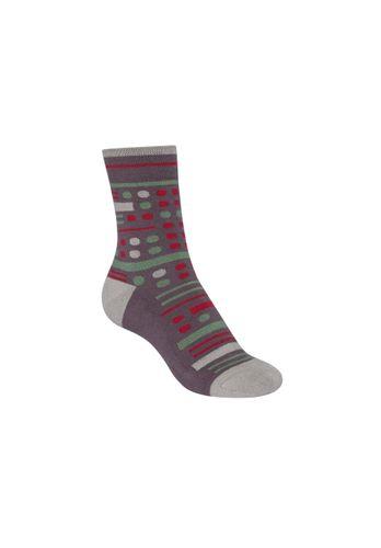 ThokkThokk Socken Terry Mittelhoch Geometric Mix Bio Fair