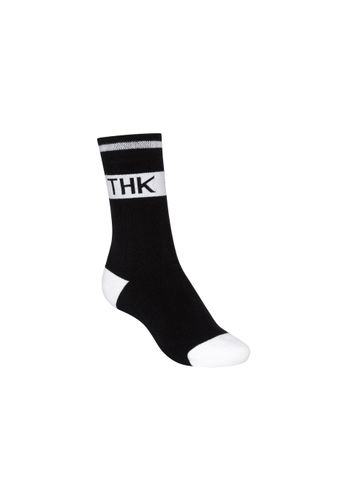 ThokkThokk Socks Terry High THK Black Organic Fair