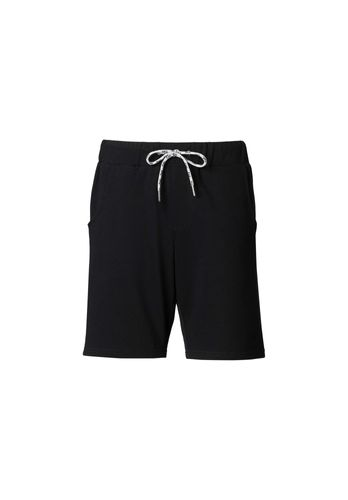 ThokkThokk Men Shorts Black Organic Fair