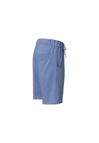 ThokkThokk Herren Shorts Blau Bio Fair