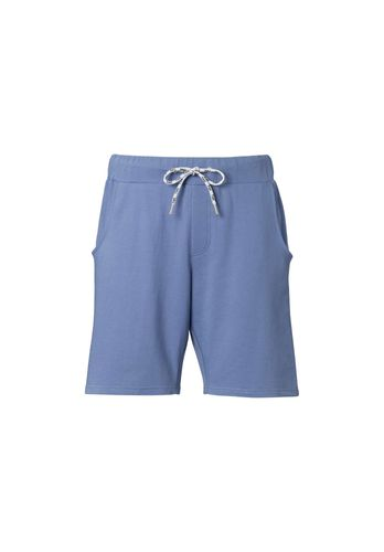 ThokkThokk Men Shorts Blue Organic Fair