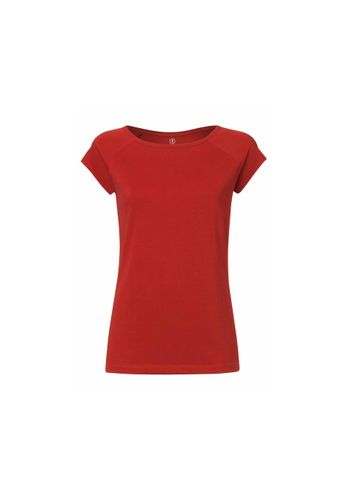 ThokkThokk Women T-Shirt Red Organic Fair