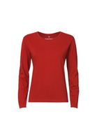 TT32 Longsleeve Brick Red